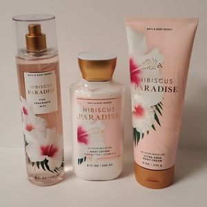 NWT Bath and Body Works Hibiscus Paradise